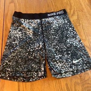 Nike Pro Women's Compression shorts